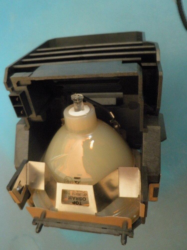 Заменяемая прожекторная лампа 610-330-7329/LMP105 для LC-XG250 LC-XG250L LC-XG300 LC-XG300L/PLC-XT20/PLC-XT21/PLC-XT25 с корпусом