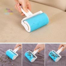 1Pc Washable hair sticky clothes sticky buddy for wool dust catcher carpet sheets hair sucking sticky dust drum