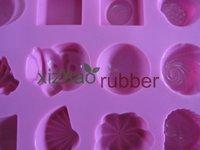 силиконовые формы для выпечки форма и мыло место и смотри для льда и Навальный Крус и крик и ожерелья и браслеты и скребок и щетка-в21 шоколада пресс