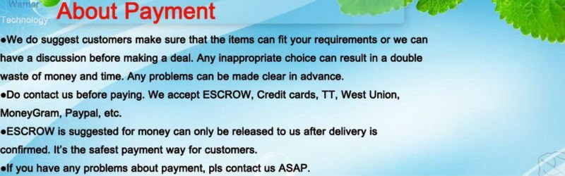 about payment with contents3