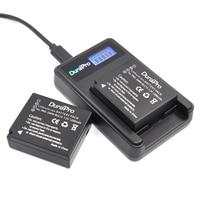Durapro 1200mah 2pcs Lot DMW BLG10 DMWBLG10 BLG10 BP DC15 BPDC15 Batteries USB Charger For Panasonic
