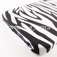 чехол тпу, для iPhone 5 и 5s черный белый зебра гель силикон для iPhone яблоко 5 5s чехол чехол