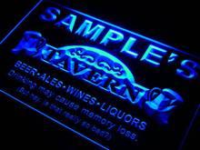 Px-Tavern Personalizó la Cueva Del Hombre Cerveza Luz de Neón