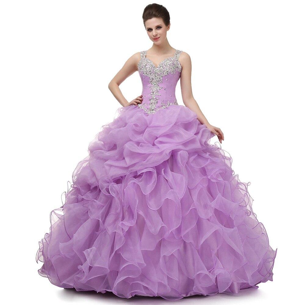 Violet Quinceanera Dresses Promotion-Shop For Promotional