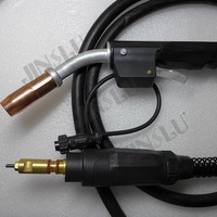 Miller MT25 MT 25 Mig Welding Gun welding torch with Miller Fitting 5 Meters