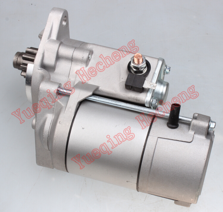 Starter motor for CT4-134 25-39316-00 water pump 25 15568 00sv 25 15568 00 for carrier transcold with gasket ct4 134 phoenix ultra fast free shipping