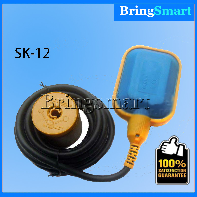 SK-12 Float Switch Pump Float Switch Controller 5M Cable Control Switches