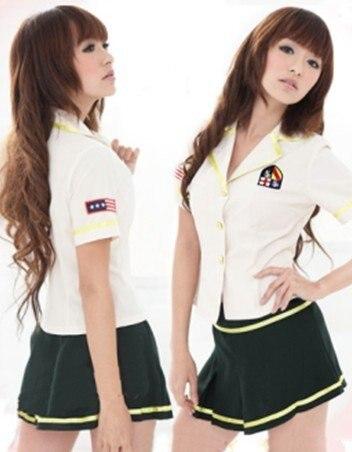 Cleared japanese schoolgirl school uniform panty
