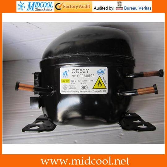 The Compressor QD52Y-65W R600a