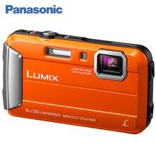 Panasonic DMC-FT30EE-D Цифровой фотоаппарат, Встроенная память 220 МБ, MEGA O.I.S., Запись видео в формате MP4 HD, Torch Light, Творческий контроль и Творческая ретушь, Эффекты фильтров