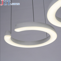 M Best Price New Modern Pendant Light Simple Shadow Glass Pendant Lamp Droplights Bar Cafe Dining