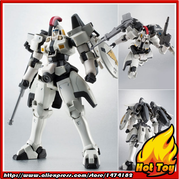 100% Original BANDAI Tamashii Nations Robot Spirits No.134 Action Figure - TALLGEESE from Gundam W original bandai tamashii nations robot spirits exclusive action figure rick dom char s custom model ver a n i m e gundam