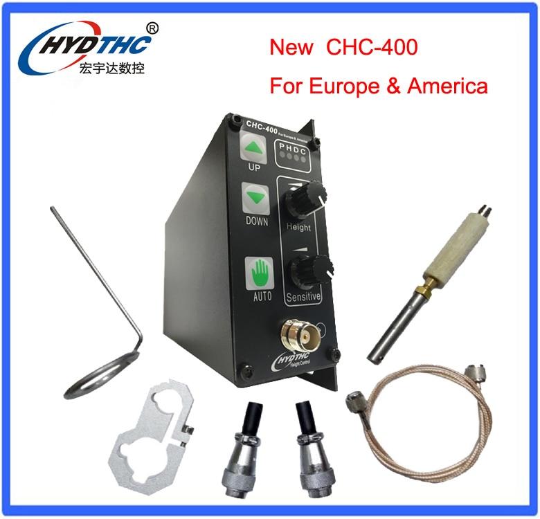 Consegna veloce capacitivo regolatore di altezza della torcia CHC-400 per macchina da taglio cnc fiamma modello di aggiornamento di CHC-200E