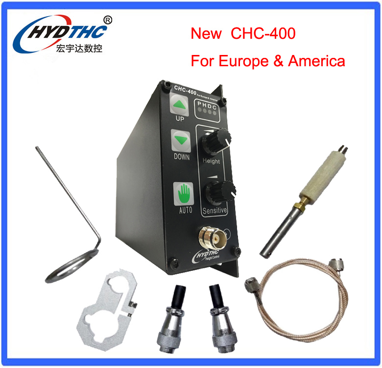 Fast delivery capacitive torch height controller CHC 400 for cnc flame cutting machine update model of CHC 200E