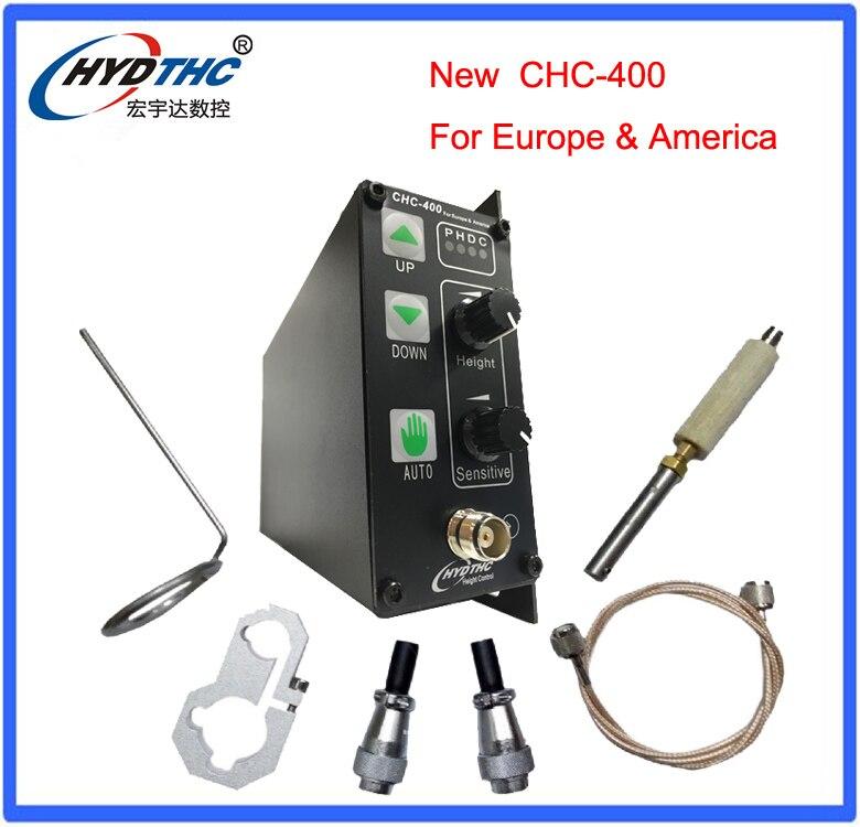 Livraison rapide capacitif torche hauteur contrôleur CHC-400 pour cnc flamme machine de découpe modèle de mise à jour de CHC-200E
