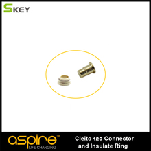 Electronic Cigarette Accessories Aspire Cleito 120 Connector And Insulated Ring for Aspire Cleito 120 Atomizer 4Pcs/Lot