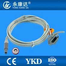 Biolight for M6/M12 and  Carewell CPM-9000 Neonate Silicon Wrap Spo2 Sensor