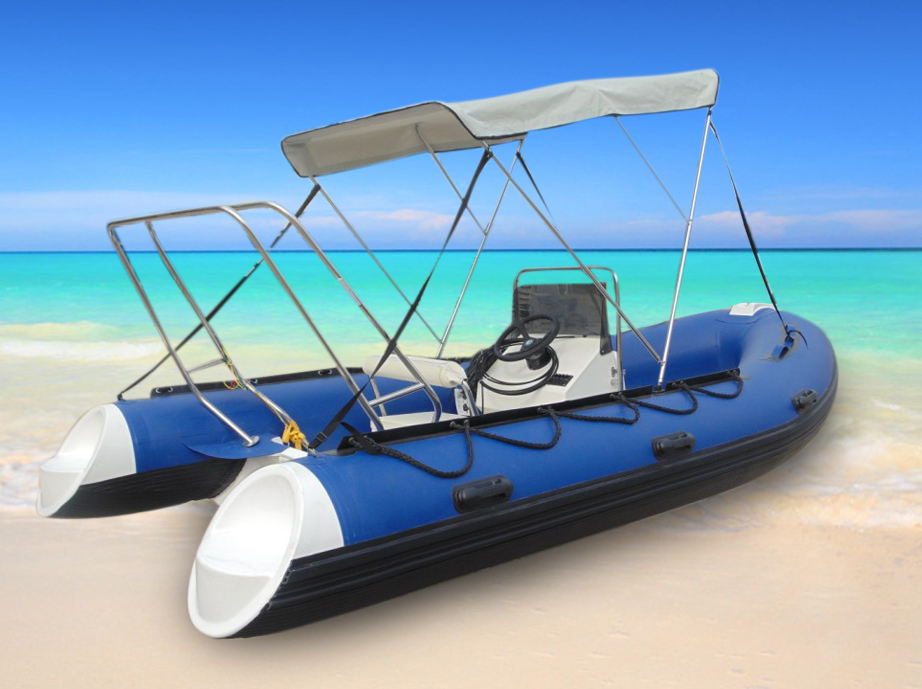 Inflatable Boat Canopy Sport boat Bimini Top Rigid Inflatable Boat Sunshade-in Rowing Boats from Sports u0026 Entertainment on Aliexpress.com | Alibaba Group & Inflatable Boat Canopy Sport boat Bimini Top Rigid Inflatable Boat ...