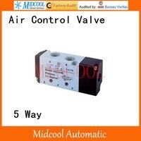 4A230 06 Pneumatic air valve Port 1/8 inch BSP 5 way control valve
