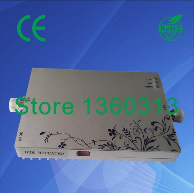 VENTA CALIENTE/27dBm repetidor 80dB de sinal celular/cdma booster/repetidor móvil de la señal