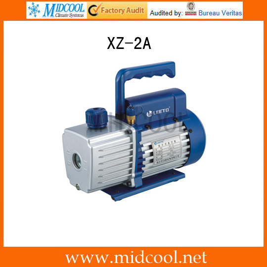 Single Stage Vacuum pump XZ-2ASingle Stage Vacuum pump XZ-2A