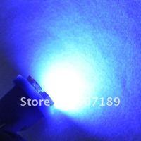 20 шт. / лот синий Т10 можно 4-СМД из светодиодов прибор панели инструмент панель индикатор лампа LG