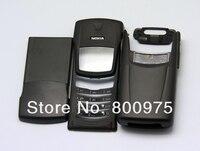 6 шт./лот 100% оригинал 8910 8910i мобильный телефон титан корпуса клавиатура чехол задняя крышка