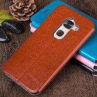Mofi Luxury PU Flip Leather Cover Case For Letv Le Max 2 Max2 X821 X820 Stand