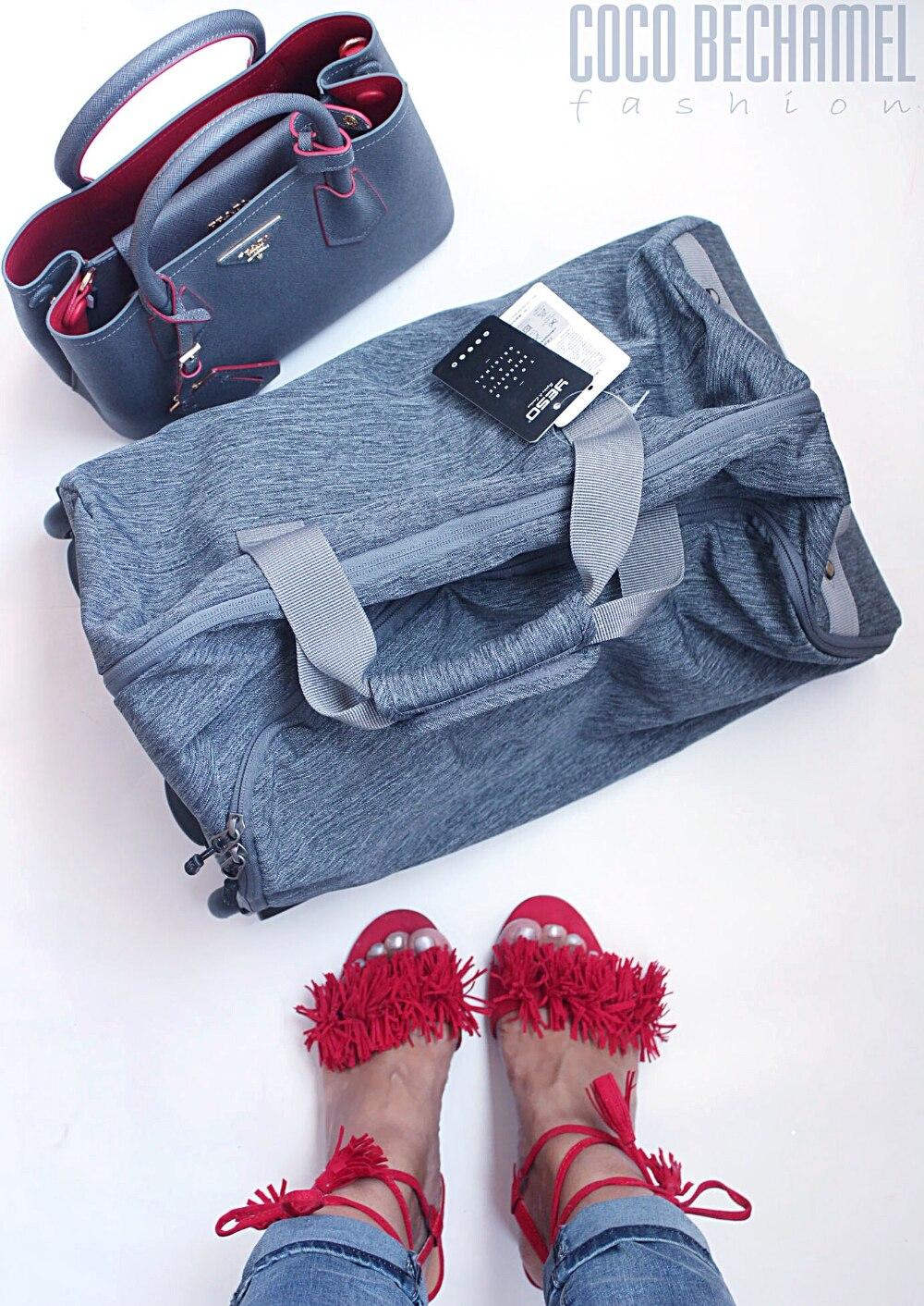 Дорожная сумка-чемодан бренда Yeso с Алиэкспресс