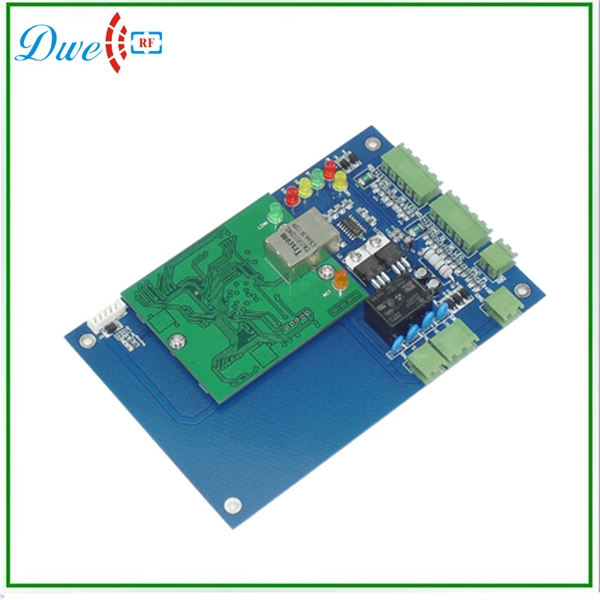 ФОТО free software single door access control board with TCP IP interface