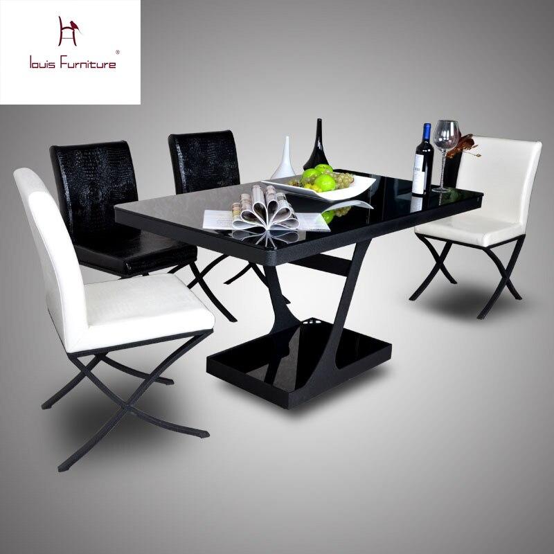 Online Get Cheap Modern Glass Dining Room Table Aliexpresscom