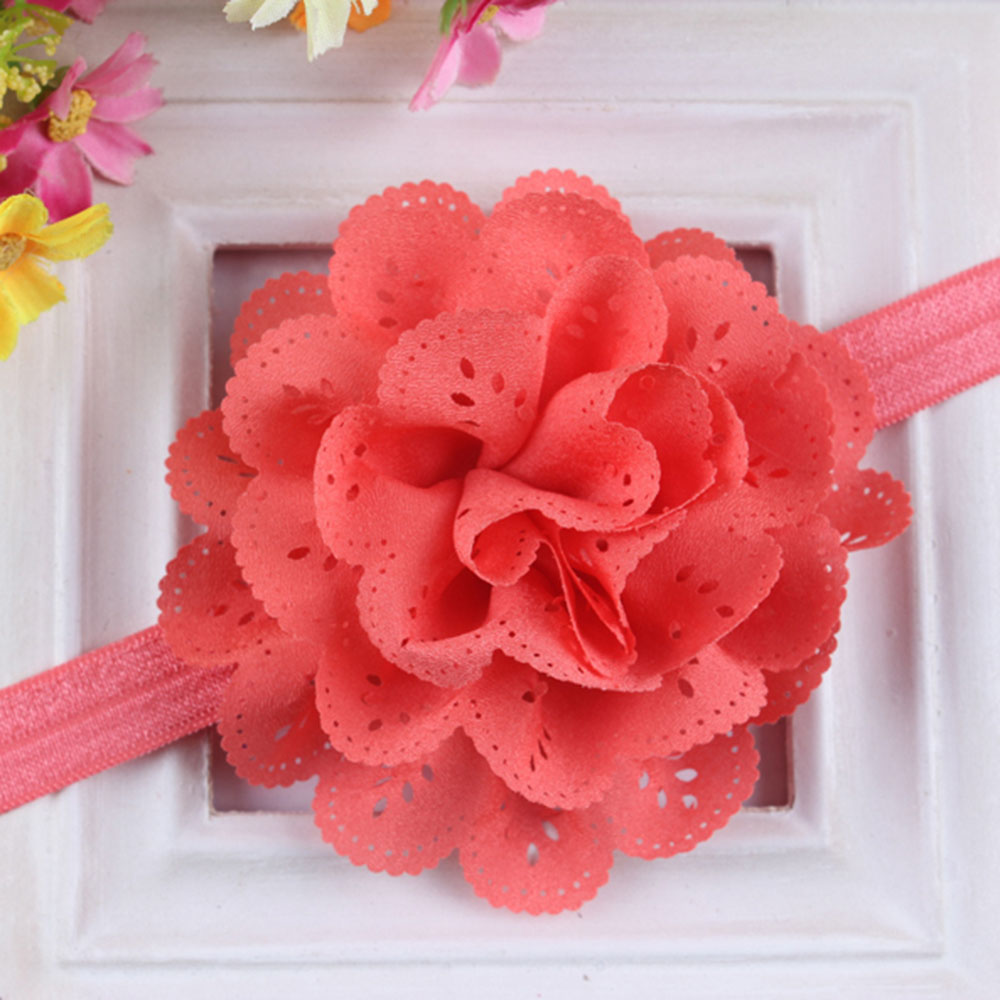 Cloth Girl Kids Baby Cute Lace Flower Headband Hair Band Headwear Toddler Accessories