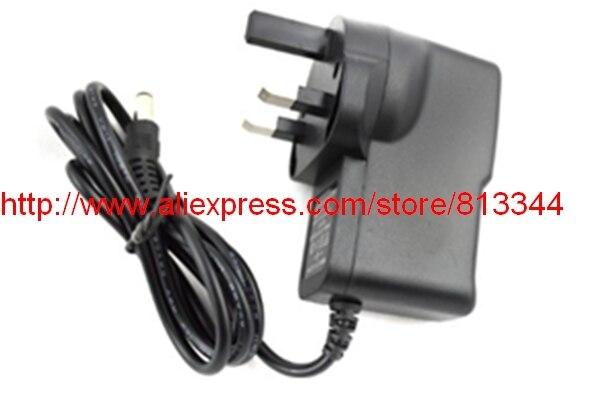 100 шт в наборе, 100 V-240 адаптер конвертер DC 5 V 2A/2000mA Питание вилка переменного тока стандарта Великобритании/DC 5,5 мм x 2,1 мм