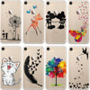 """Cute Cat Mickey & Minnie Mouse Kiss For iphone 7 Case 4.7"""" Soft TPU Silicone Case for iPhone 7 Plus 7plus Case 5.5"""" Phone Cover"""