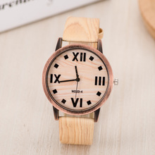 Wooden Woman Wrist Watch
