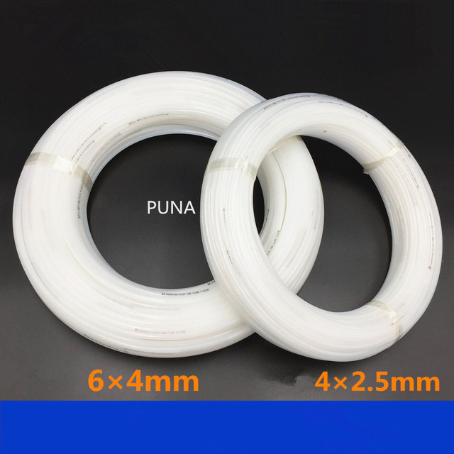 4mm dia/100meters/PE plastic oil tube/hose/pipe for centralized lubrication & 4mm dia/100meters/PE plastic oil tube/hose/pipe for centralized ...