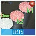 Top-vender 2 KG K1 K2 Valplast Flexível Dental Lab Materiais de Partículas de Resina Acrílica Rosa Claro Grânulo Que Faz A Parcial dentaduras