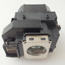 Sheng проектор лампа накаливания ELPLP58 для Epson eb-s9 eb-s92 eb-w10 eb-w9 eb-x10 EB-X9 eb-x92 eb-s10 ex3200 ex5200 ex7200