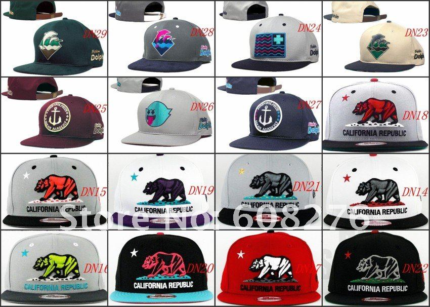 Wholesale snapback hat!! high famous stars & straps snapback football  ,baseball cap! free shipping!! mix order and hot sale-in Baseball Caps from