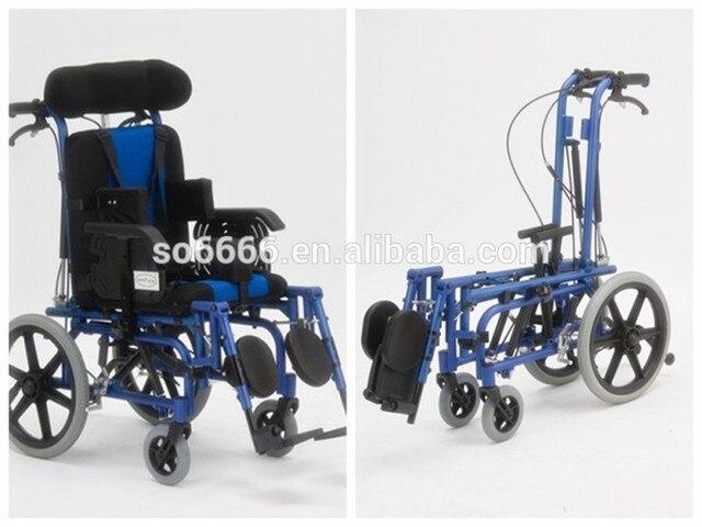 sillas de ruedas plegables para ninos