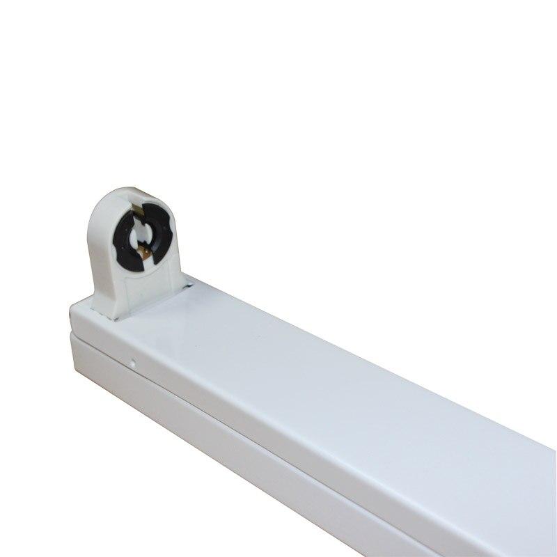 3pcs T8 led tube light fixture 1200mm 4ft fluorescent led tube bracket for Caninet wall lamp, Free Shipping