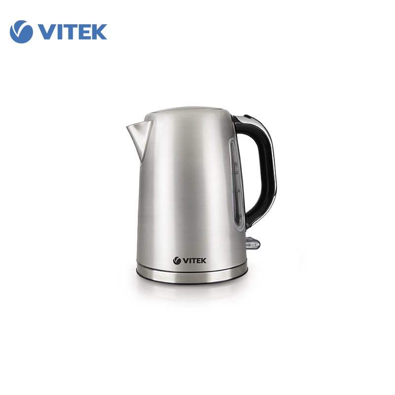 Kettle Vitek VT-7010 electric kettles pot teapot thermo Household pot Quick instant Heating  Boiling Pot zipper metal electric kettle haier hek 143 glass kettles heating pot teapot 1 7l thermo household quick ins