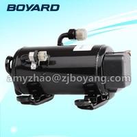 Heavy duty veículos móveis condicionadores de ar com compressor boyard compressor bldc do inversor 12 v 24 v