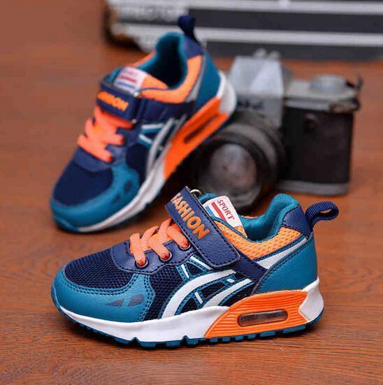 2017 nueva marca Fresca de alta calidad zapatillas de deporte del bebé ventas calientes colorida Fresca del bebé chicas chicos zapatos de moda casual zapatos de los niños