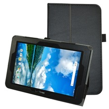 Folio Stand New Custer PU Leather Smart  Cover Case For 10.1″Verizon Ellipsis 10 Tablet