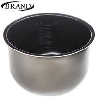 Inner pot 37500/37502/502 bowl pan for multivarka, 5L, non stick coating, measure scale