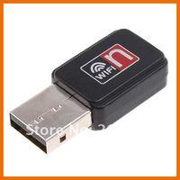 мини 150 м беспроводной USB-адаптер беспроводной сетевой карты 802.11 П / Г / Б сетевой адаптер, бесплатная доставка