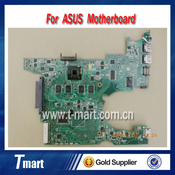 100% Original laptop motherboard Eee PC 1225C for Asus fully tested and working well eee pc 1225b motherboard with cooler for asus laptop fully tested