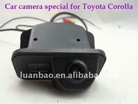 автомобиль резервного копирования камера зад упаковочные системы монитор заднего вида камера водонепроницаемый автомобиль камера для Тойота Королла