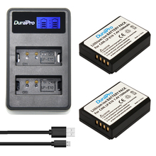 2 шт. LP-E10 LP E10 LPE10 Батареи + USB ЖК-Дисплей Зарядное Устройство для Canon EOS 1100D 1200D X70 Поцелуй X50 Rebel T3 T5 Цифровая Камера